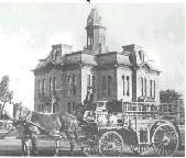 Old County Courthouse built in 1884