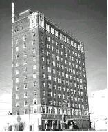 Brownwood Hotel 22 Now Walk To The Corner Of Fisk And Baker Look Across Street Tall Twelve Story Building There